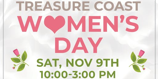 Treasure Coast Women's Day