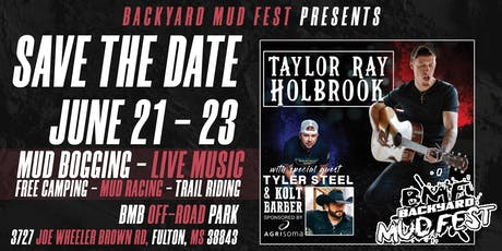 Summer Bash at BMB Off-Road w/ Taylor Ray Holbrook tickets