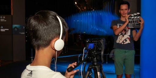 Underwater Explorers - 2-Day TV Presenting Workshop