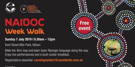 NAIDOC Week Walk 2019 tickets