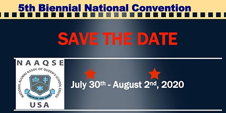 """Dream Team In Action"" - NAAQSE USA 5th Biennial USA National Convention tickets"