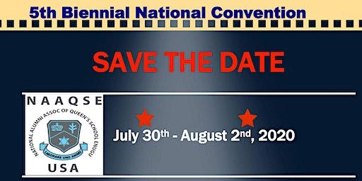 """Dream Team In Action"" - NAAQSE USA 5th Biennial USA National Convention"
