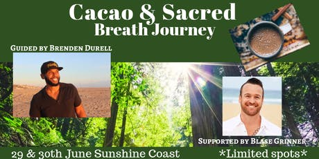 Cacao & Sacred Breath Journey tickets