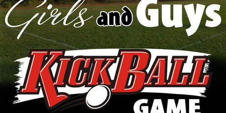 Girls and Guys Adult Kick Ball Game tickets