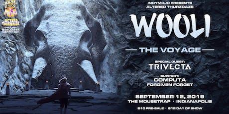 Altered Thurzdaze w/ Wooli, Trivecta, & Computa tickets