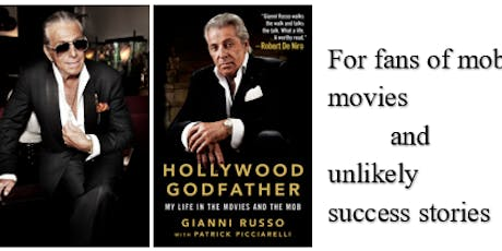 Gianni Russo: HOLLYWOOD GODFATHER tickets