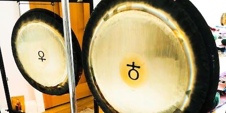 Eclipse New Moon Psychic Tea Akashic Record Sound Bath tickets