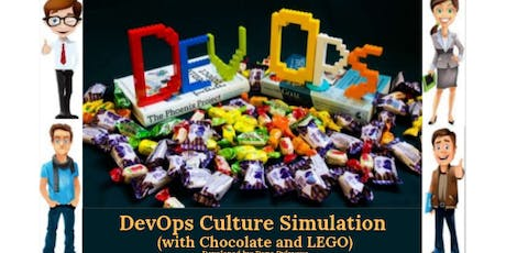 Agile Culture Simulation with Scrum, LEGO and Chocolate tickets