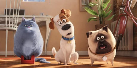 Movie Morning - The secret life of pets tickets