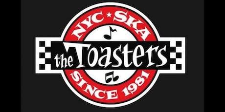 The Toasters, The Scotch Bonnets, No Name Ska Band, The Big Skandal tickets