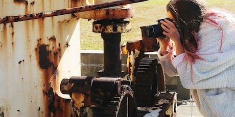 Photography Workshop - Cockatoo Island Escapade  tickets