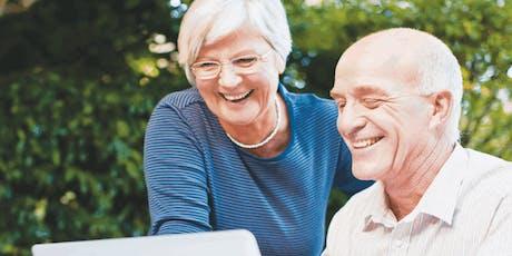 Accessing Information Online | Manunda Library | Tech Savvy Seniors Queensland tickets