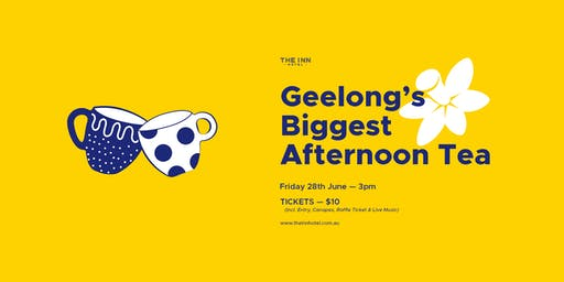 Geelong's Biggest Afternoon Tea