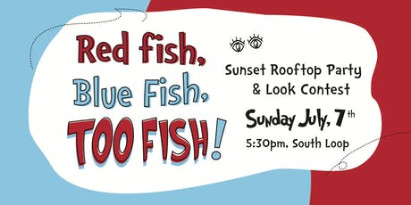 Red Fish, Blue Fish, TOO FISH! tickets