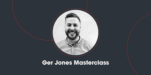 Alpha Masterclass with Ger Jones - Hobart