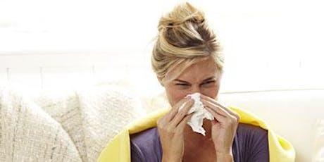 Cold & Flu Prevention Workshop tickets