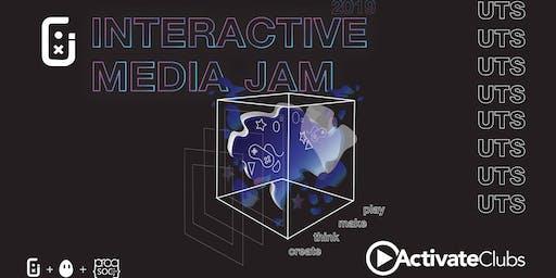 Interactive Media Jam 2019