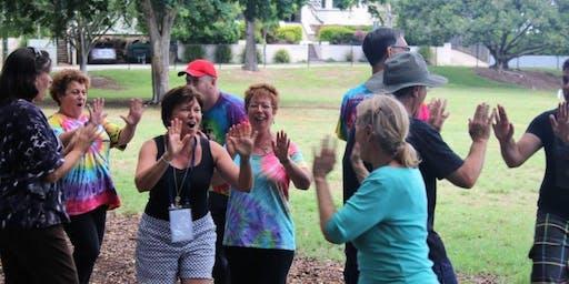 Brisbane Laughter Yoga Leader Training