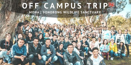 UTASLife Hobart Off-campus trip: Bonorong Wildlife Sanctuary and MONA tickets