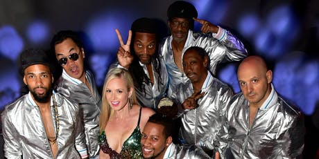 LIVE MUSIC TKO R&B Party Band Disco Motown R&B at SUMMER SOLSTICE Parks Concert FREE NYC tickets
