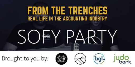 From the Trenches SOFY Party