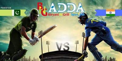 India Vs Pakistan Cricket  Watch Party