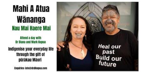 Mahi a Atua Wānanga GOLD COAST tickets