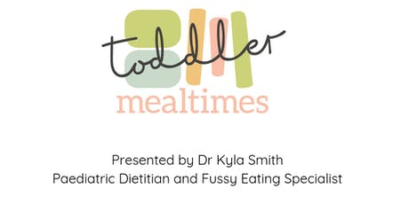 Fussy Toddler Seminar- Second release tickets