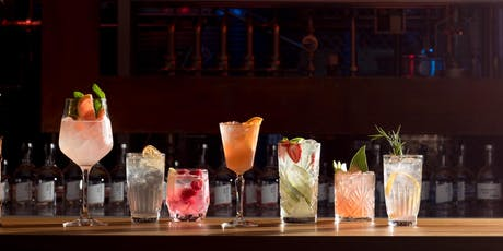 Classic Gin Cocktail Classes tickets