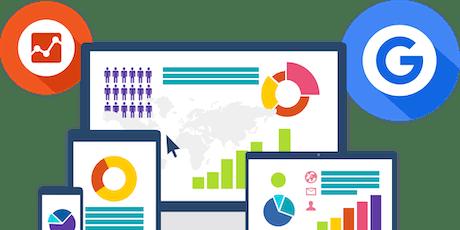 Google Analytics - Launceston - September 2019 tickets