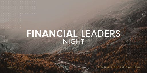 Financial Leaders Night
