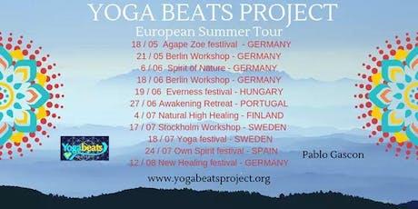 Yoga beats Project in Berlin tickets