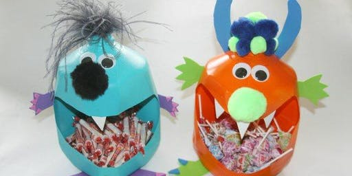 DIY Jug Monsters