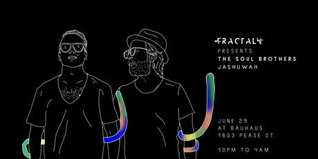 Fractal Four presents: The Soul Brothers tickets