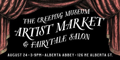 The Creeping Museum Artist Market tickets