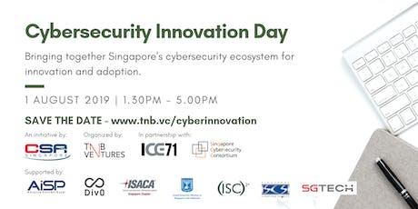 Cybersecurity Innovation Day tickets