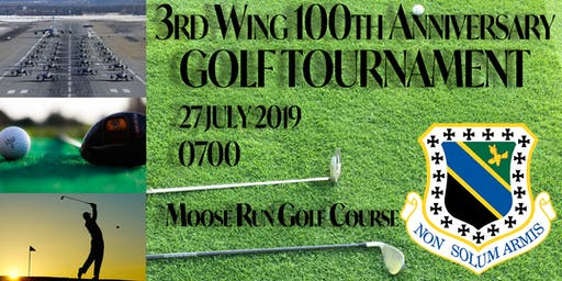 3rd Wing 100th Anniversary Golf Tournament