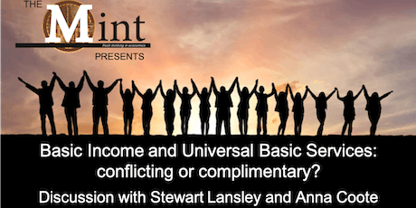 Basic Income and Universal Basic Services: conflicting or complementary? tickets