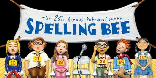 25th Annual Putnam County Spelling Bee at Skiptown Playhouse