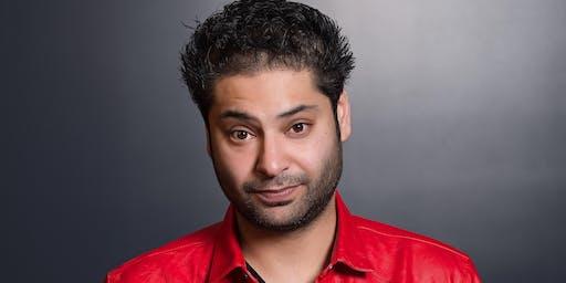 Fremont Summer Comedy bash Starring  Kabir Singh (NBC) & K-Von (MTV)
