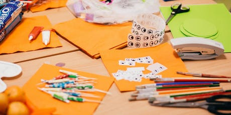 Free Craft Drop in Session (School Holiday Activity) @ Kingston Library tickets