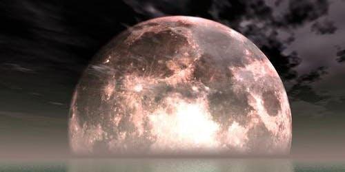 Full Moon Sound Bath Activation