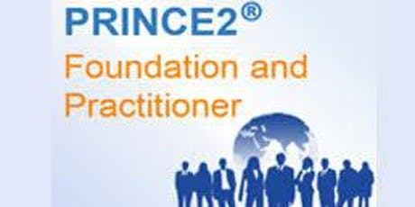 Prince2 Foundation and Practitioner5 Days Virtual Live Training tickets