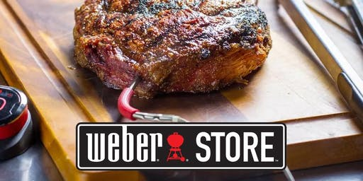 Learn how to cook the perfect steak with Weber
