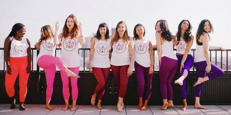 DUMBO SOCIAL INFLUENCER EVENT (+ barre class!) AT SHAKTIBARRE tickets