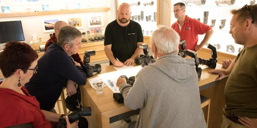 Canon Super Day - 26th June at CameraPro