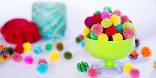 Pom Pom Creations @ Lane Cove Library