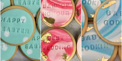 Clever Cookies - Junior Decorating Workshop (12YRS+ ONLY)