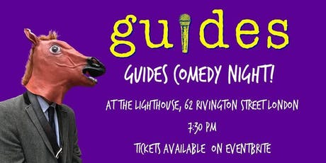 Guides Fundraiser Comedy Night tickets
