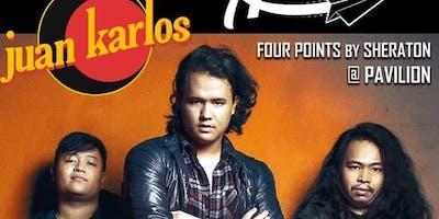 December Avenue + Juan Karlos